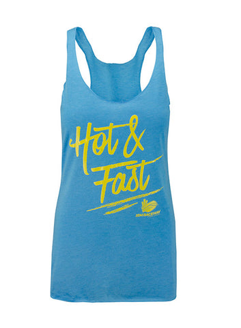 Ladies Daytona International Speedway Racerback Tank