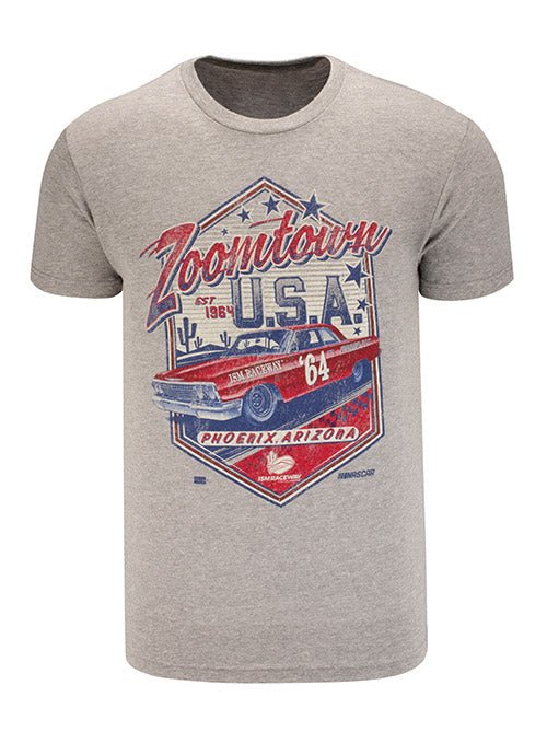 Zoomtown USA Vintage Car Tee