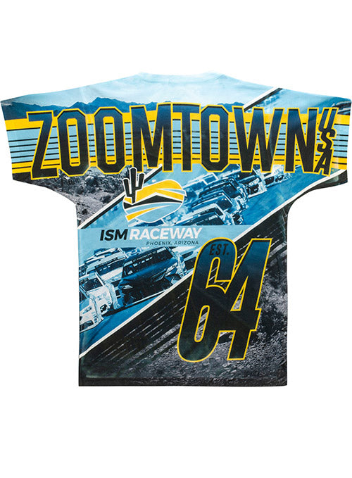 ISM Raceway Full Sublimation T-Shirt
