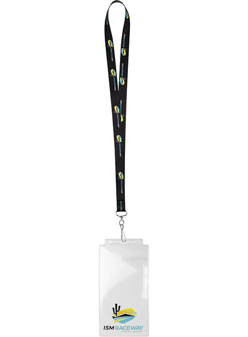 ISM Raceway Credential Holder