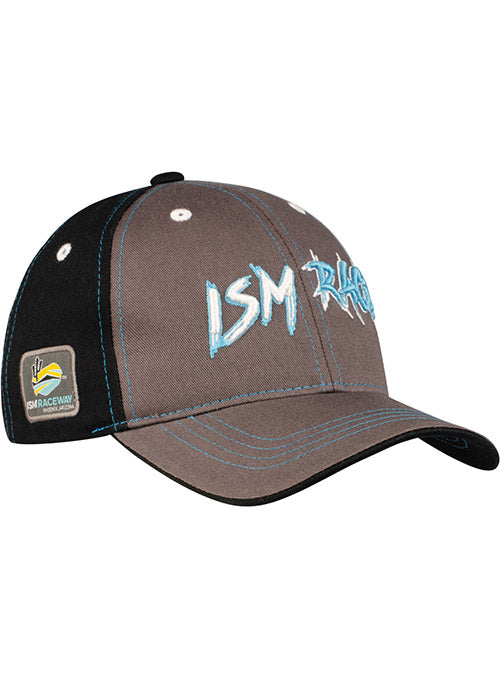Youth ISM Raceway Brushed Cotton Structured Hat