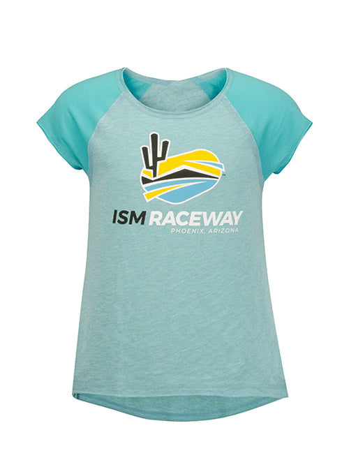 Youth Girls ISM Raceway T-Shirt