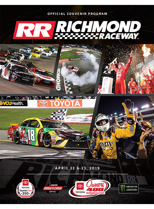 2019 Toyota Owners 400 Program