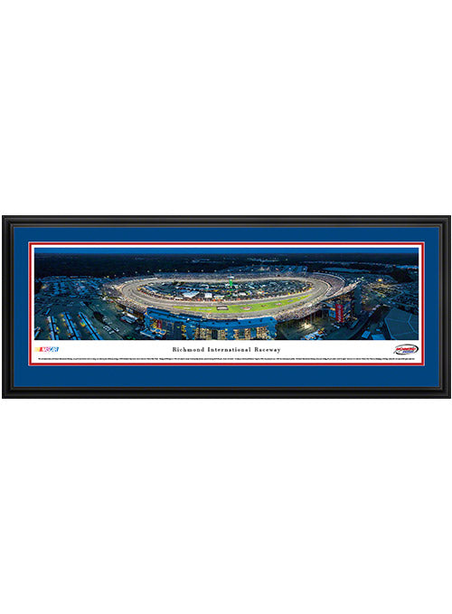 Richmond International Speedway Deluxe Frame Panoramic Photo