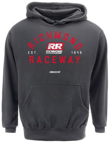Ladies Richmond Raceway Long Sleeve Hoodie