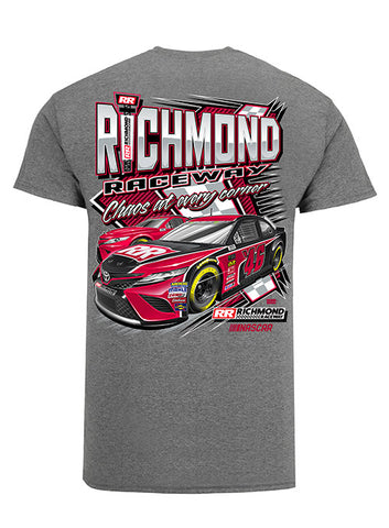 2019 Federated Auto Parts 400 Event T-Shirt