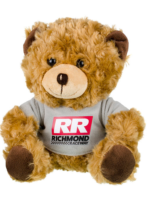 Richmond Raceway Teddy Bear
