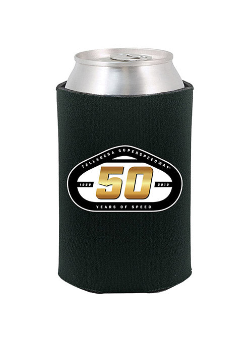 Talladega Superspeedway 50th Anniversary Can Cooler