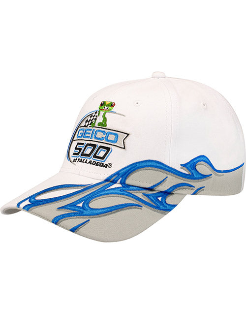 2019 GEICO 500 Structured Flame Hat