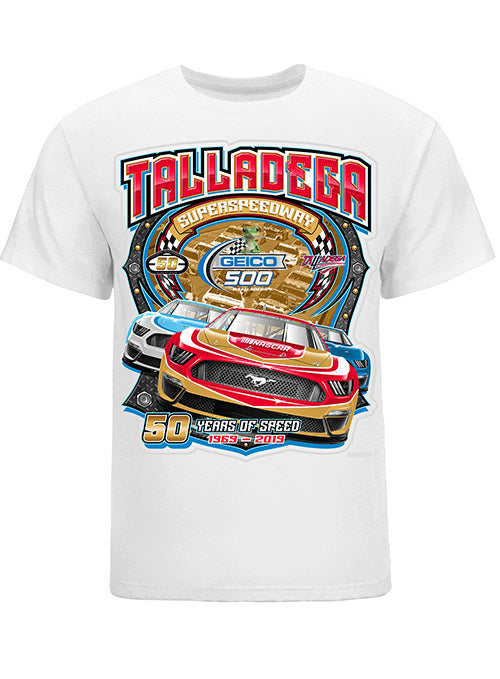 Talladega Superspeedway Starting Line T-Shirt