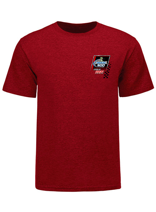2021 Talladega Event Tee - Red