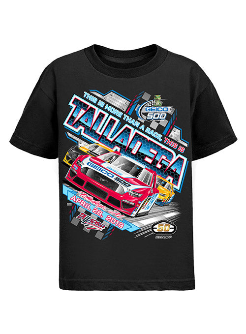 Youth 2019 GEICO 500 T-Shirt