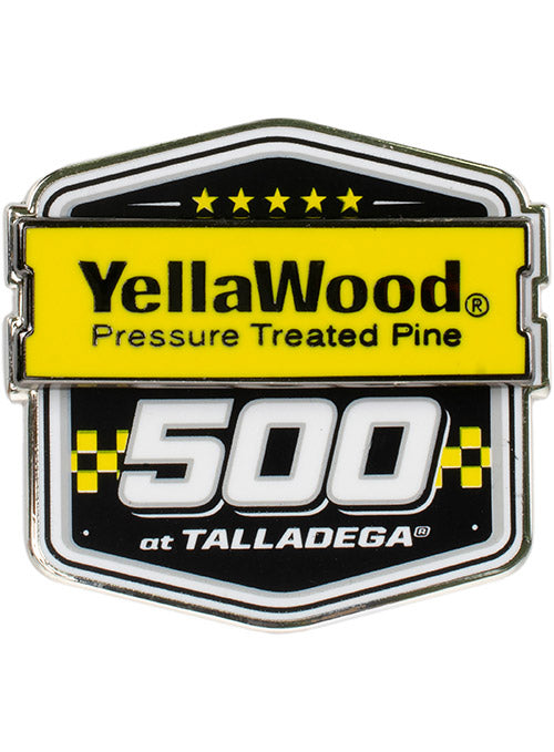 2020 Yellawood 500 at Talladega Hatpin