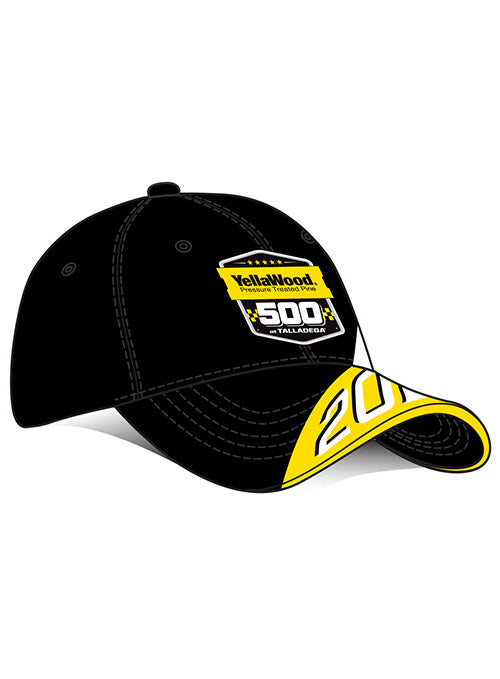2020 Yellawood 500 at Talladega Checkered Hat
