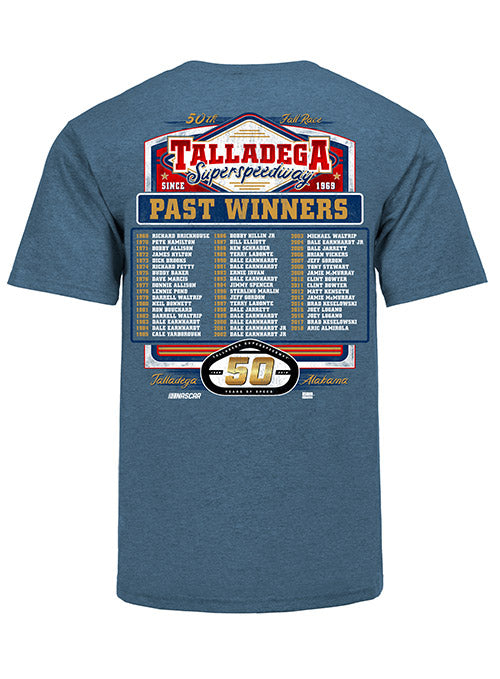 2019 Talladega Superspeedway Past Champs T-Shirt
