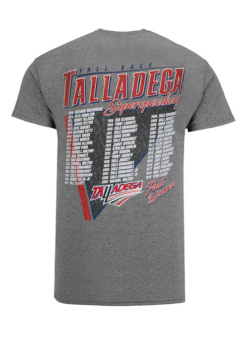 2020 Talladega Superspeedway Past Champs T-Shirt