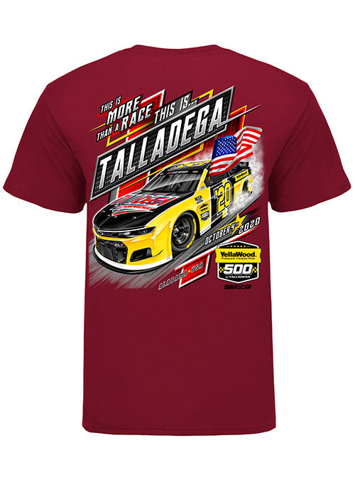 2020 Yellawood 500 at Talladega Superspeedway Event T-Shirt