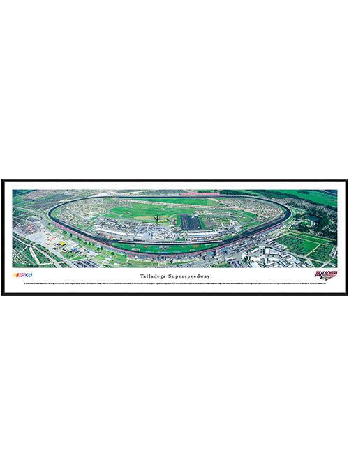 Talladega Superspeedway Standard Frame Panoramic Photo