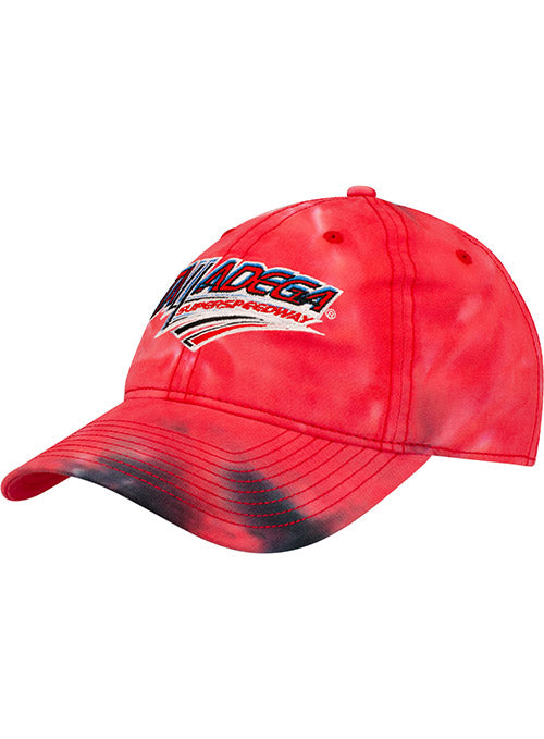Ladies Talladega Superspeedway Tie Dye Hat