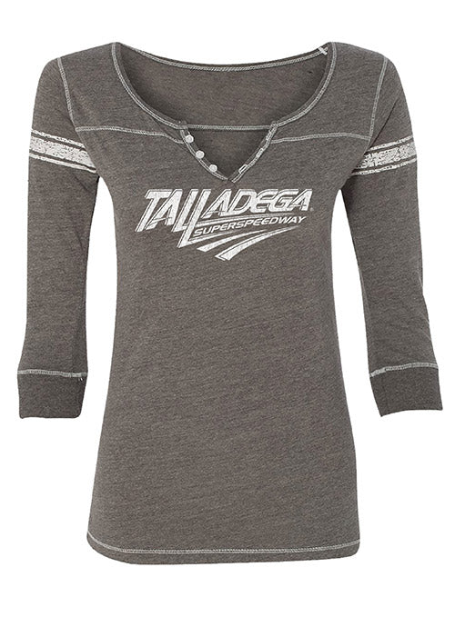 Ladies Talladega Superspeedway 3/4 Sleeve Shirt