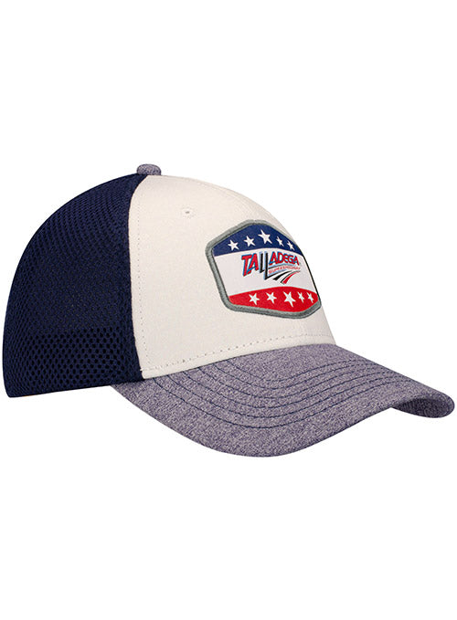 Talladega Superspeedway Blue Structured Hat