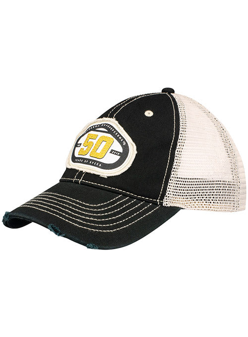 Talladega Superspeedway 50th Anniversary Trucker Hat