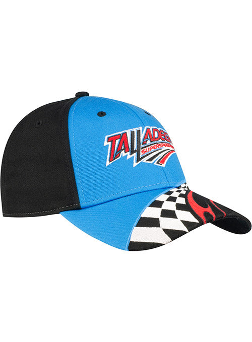 Talladega Superspeedway Checkered Flame Hat