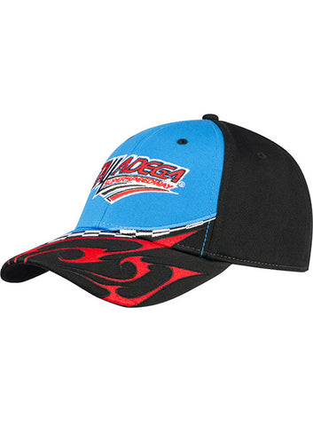 Ladies Talladega Superspeedway Rhinestone Hat