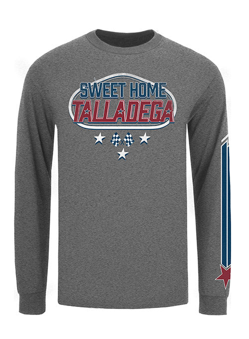 Talladega Superspeedway Long Sleeve T-Shirt