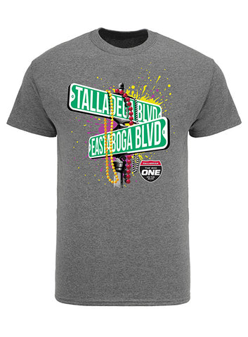 2019 Talladega Superspeedway Starting Line T-Shirt