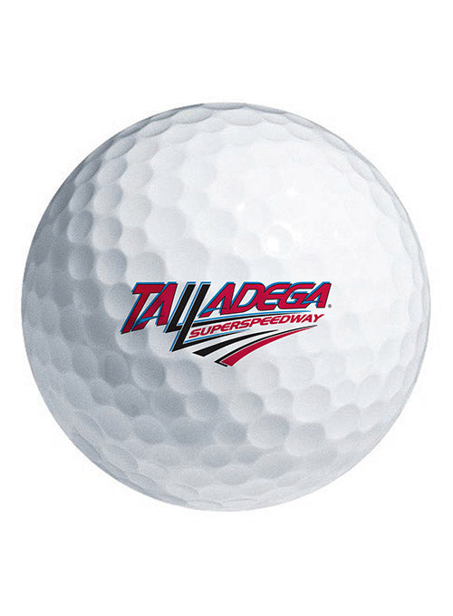 Talladega Superspeedway Golf Ball