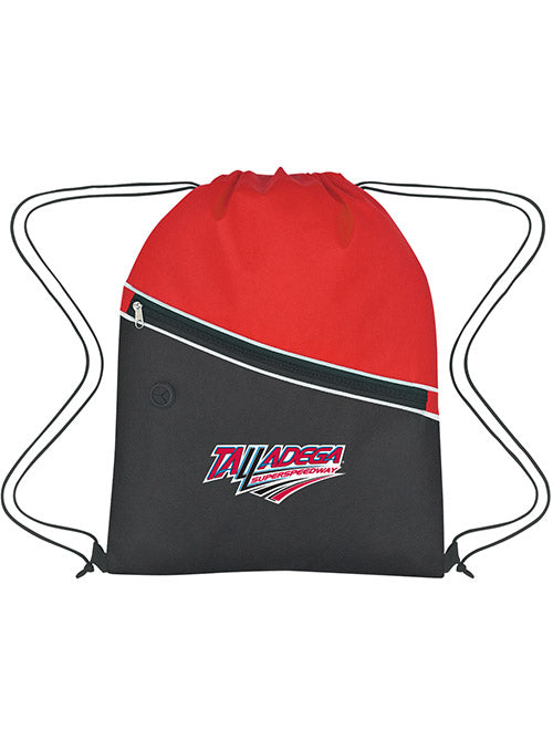 Talladega Superspeedway Cinch Bag