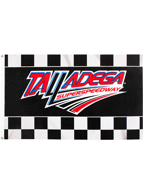 Talladega Superspeedway Checkered Flag