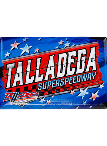 2020 Geico 500 at Talladega Superspeedway 2-Pack Decal