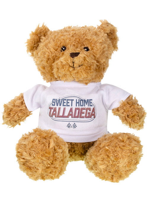 Talladega Superspeedway Sweet Home Talladega Teddy Bear