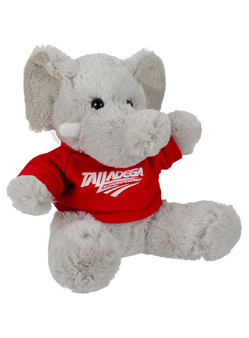 Talladega Superspeedway Plush Elephant