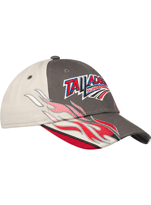 Youth Talladega Superspeedway Flames Hat