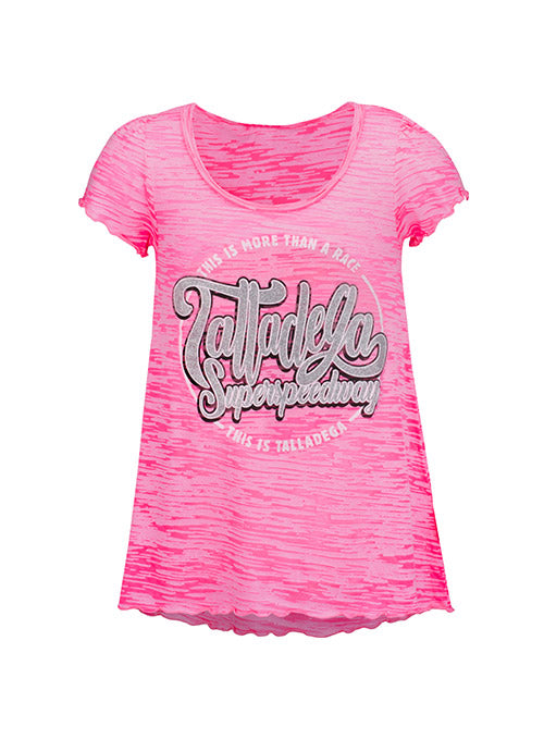 Youth Girls Talladega Superspeedway T-Shirt
