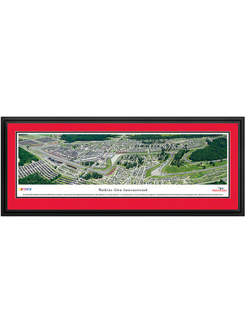 Watkins Glen International Standard Frame Panoramic Photo