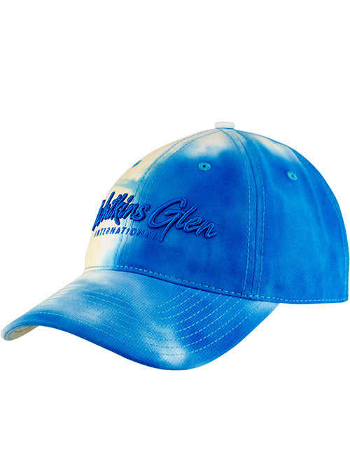 Ladies Watkins Glen International Tie Dye Hat