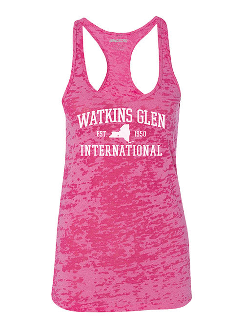 Ladies Watkins Glen International Tank