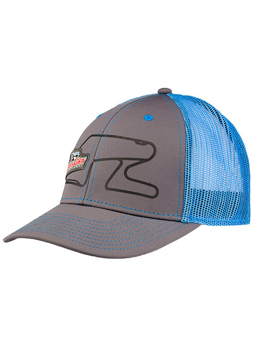 Watkins Glen International Track Trucker Hat