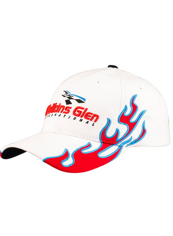 Ladies Watkins Glen International Ombre Rhinestone Hat