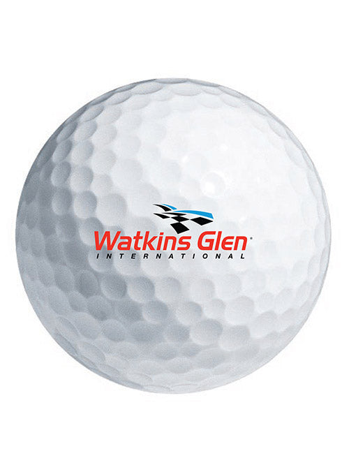 Watkins Glen International Golf Ball