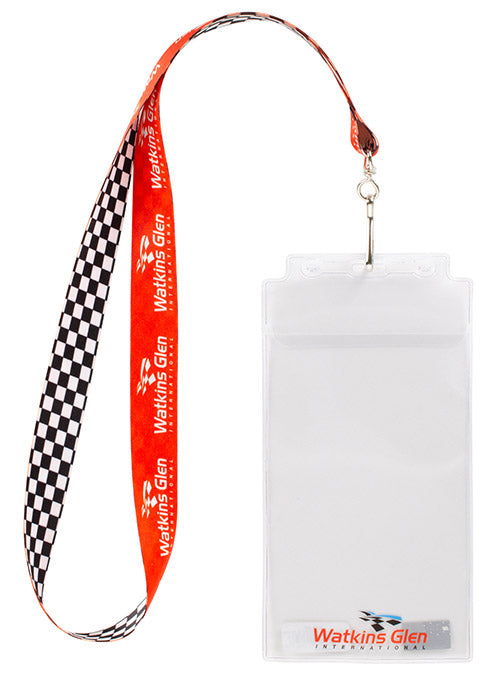 Watkins Glen International Credential Holder