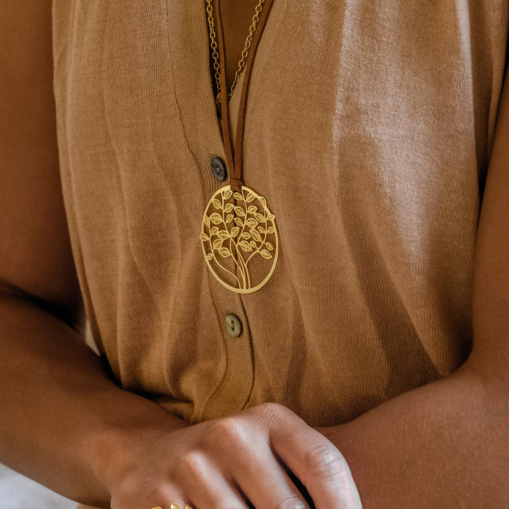 Terra Necklace & Pendant