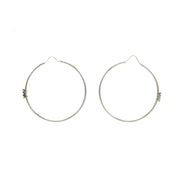 Luisa Earrings - Silver