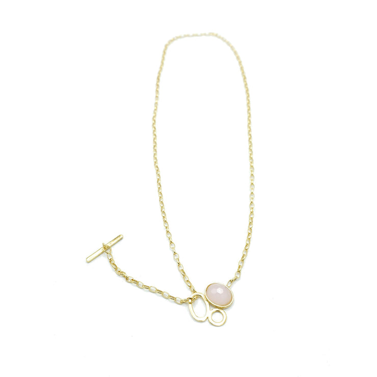 Matilde Necklace - Rose