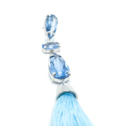 Mafalda Earrings - Blue