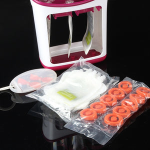 Baby Squeeze Food Station Storage
